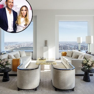 Jennifer Lopez, Alex Rodriguez, New York Apartment
